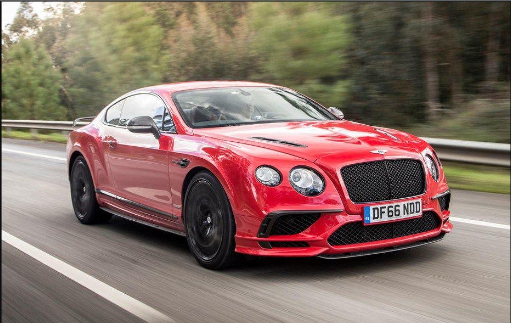 2019 Bentley Continental Supersports Price Https Www