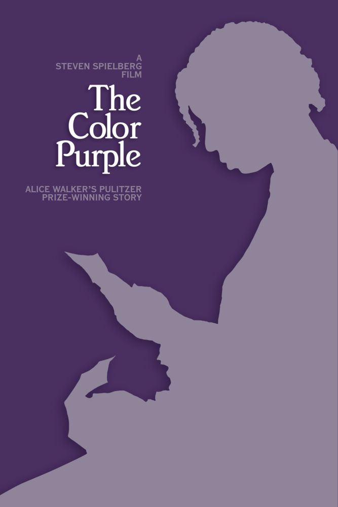 The Color Purple Movie Poster - Whoopi Goldberg, Danny Glover, Adolph Caesar  #TheColorPurple, #MoviePoster, #Drama, #StevenSpielberg, #AdolphCaesar, #DannyGlover, #WhoopiGoldberg