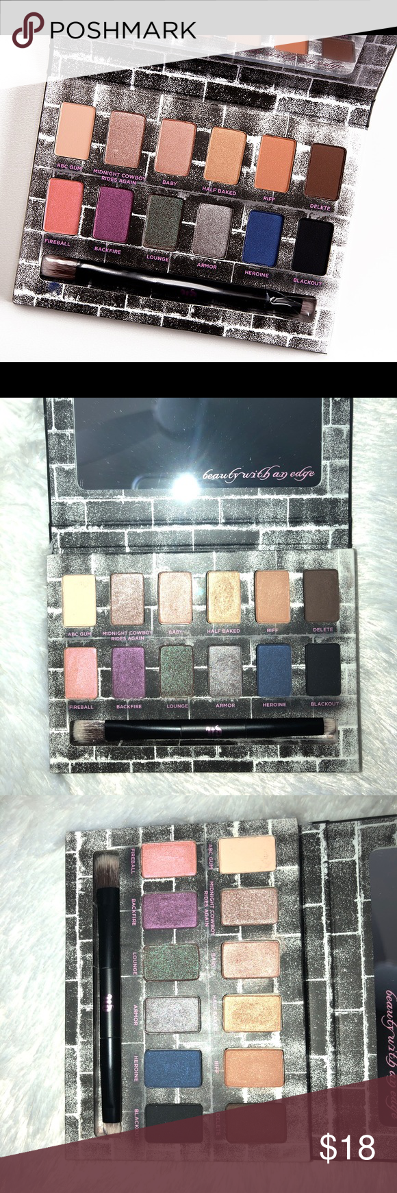 Urban Decay Nocturnal Pallet (barely used) Urban decay