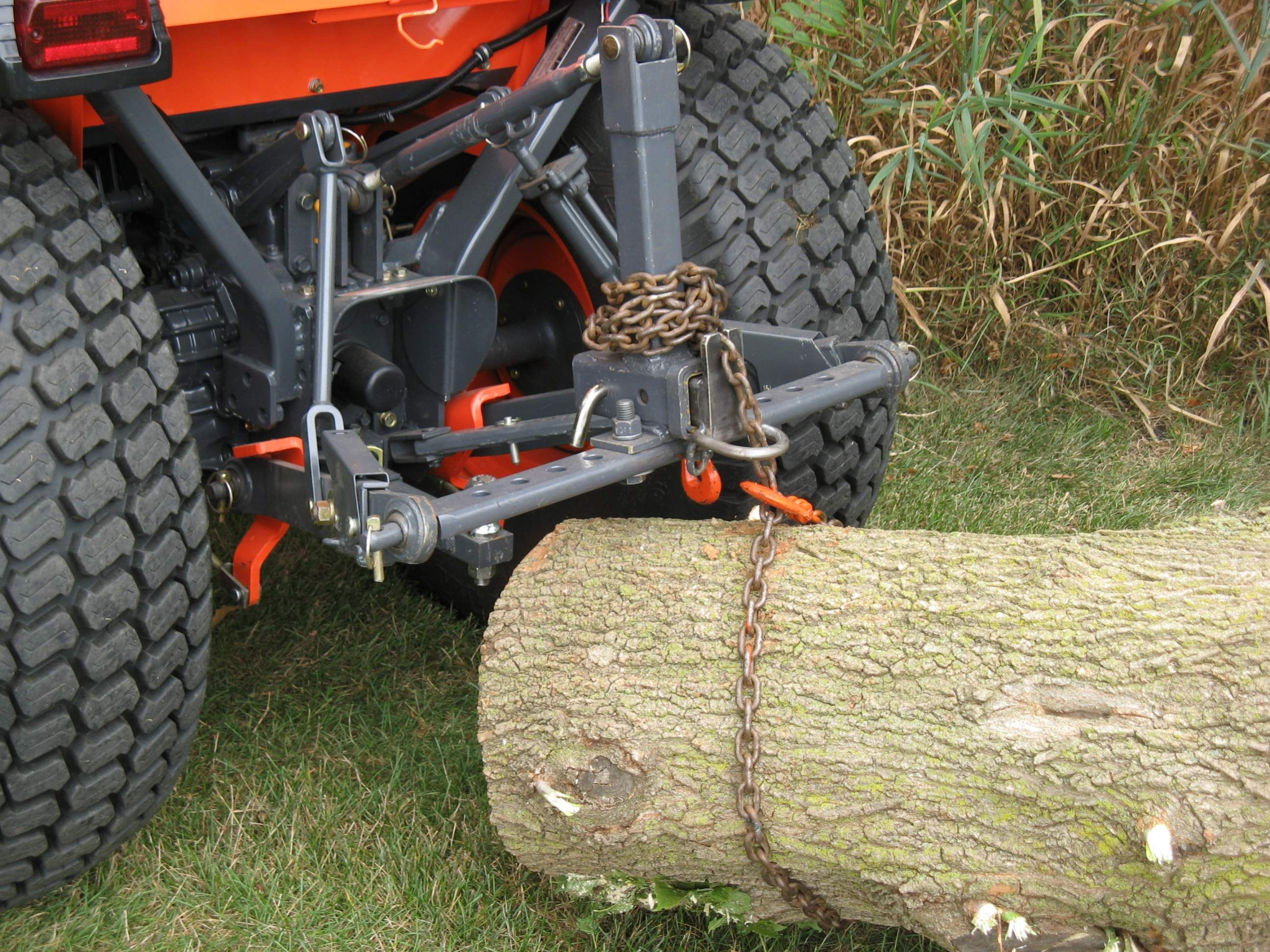 Kubota Three Point Hitch : Tractorbynet forums files kubota owning operating