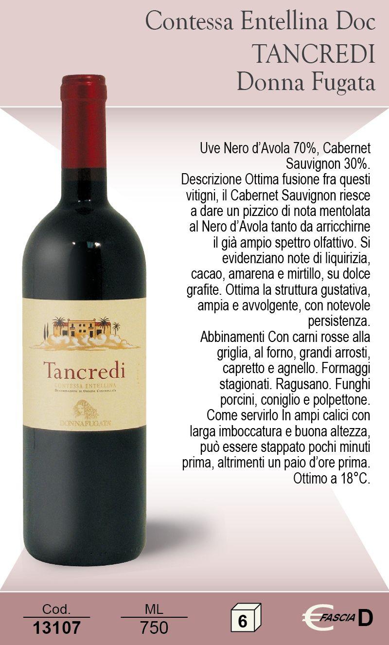 Contessa Entellina Bottle Label Design Wine Bottle Wines