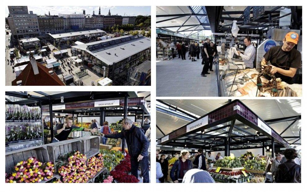 Torvehallerne | Food Market in Copenaghen
