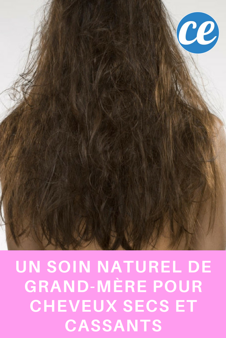 remede miracle cheveux secs