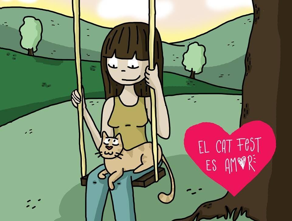 No te olvides, el 6 de abril se viene la Feria Purrrr Hacete fan del CAT FEST y enterate de todo.