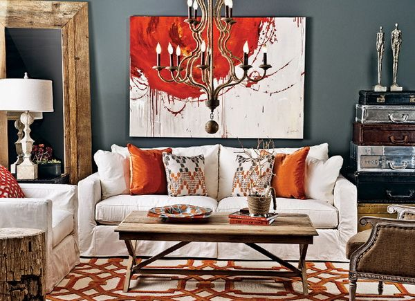 Re decorate your living room with great ideas from high fashion home