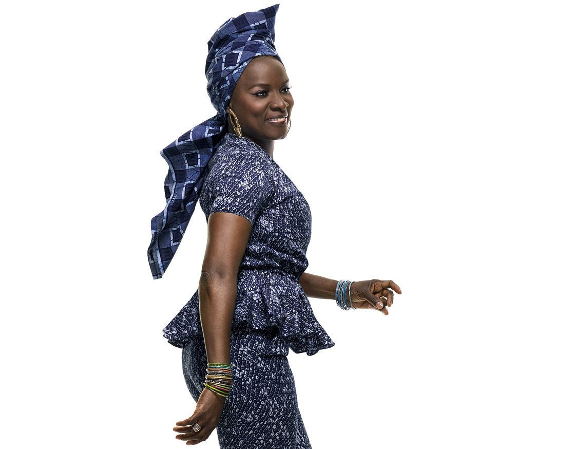 Angélique Kidjo Shares The 'Shiver' Of Hearing A Beautiful