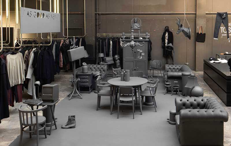 Un mobiliario nuevo de segunda mano mobles diy pop up for Mobiliario hosteleria segunda mano
