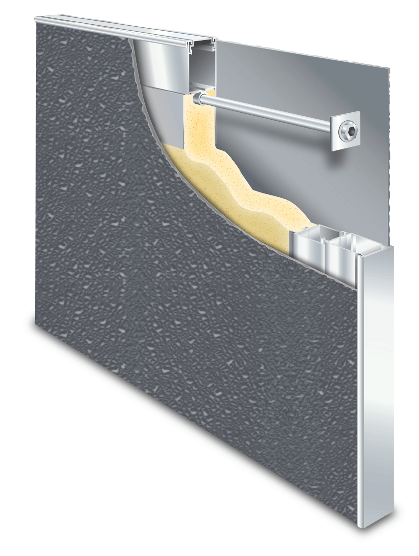 Fiberglass Reinforced Polyester (FRP) door and aluminum frame system - CURRIES  sc 1 st  Pinterest & Fiberglass Reinforced Polyester (FRP) door and aluminum frame system ...