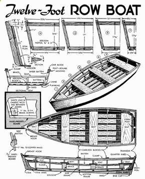 free small wooden boat plans more boat plans pinterest