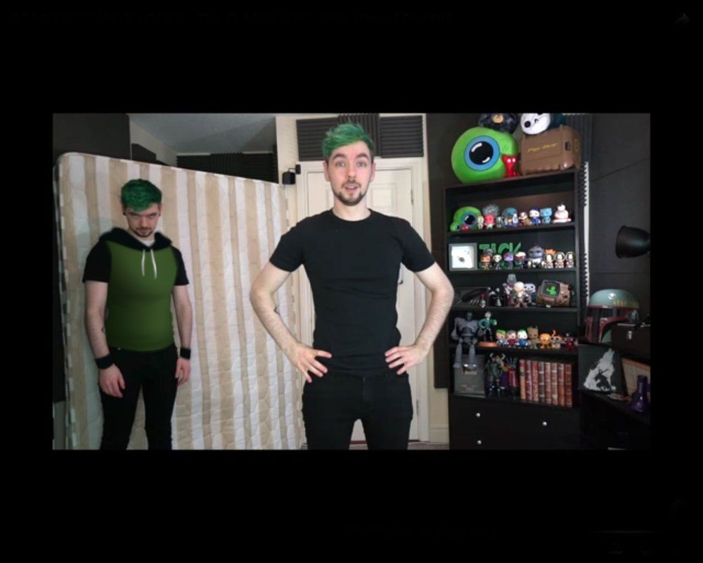 Image result for antisepticeye cartoonjunkie full body