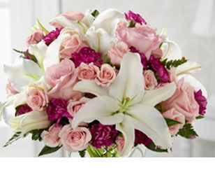 Beautiful FTD Mother's Day Bouquet 2012
