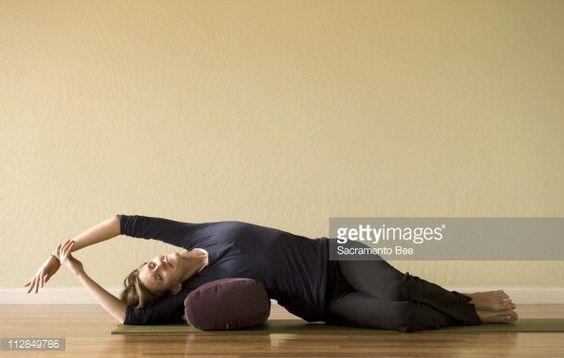 21+ Restorative yoga side stretch trends