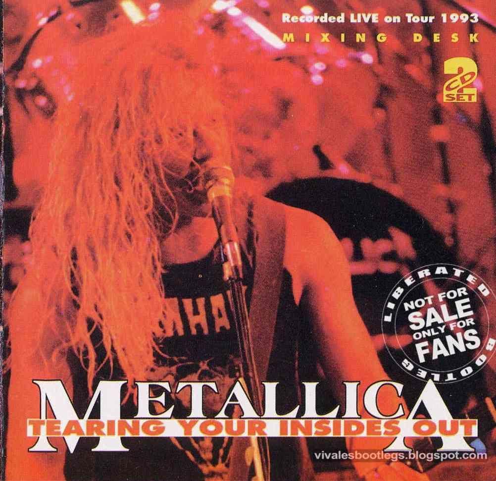 Discografia Metallica - Discografias MEGA
