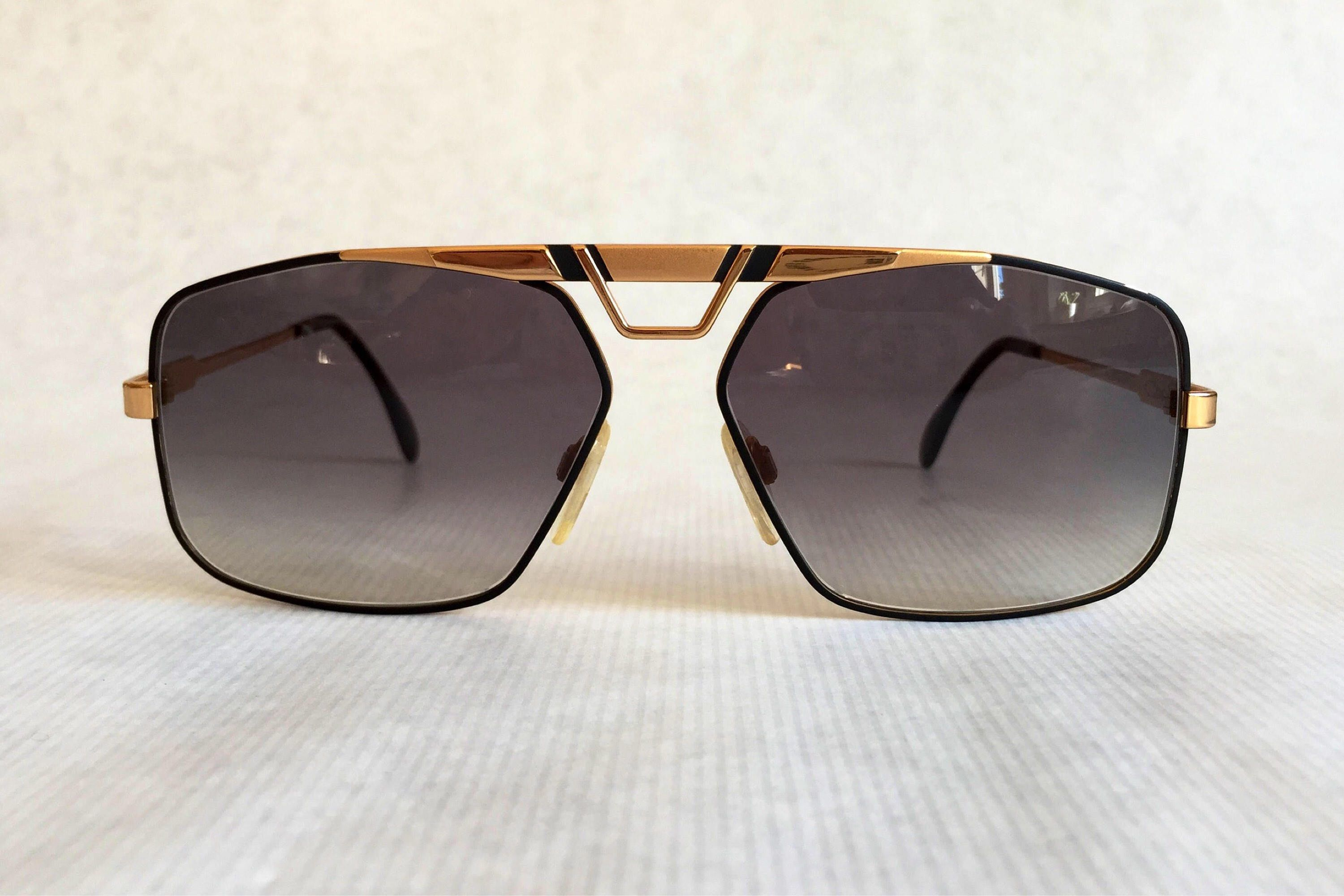 Cazal 735 Col 302 Vintage Sunglasses New Old Stock Made In West