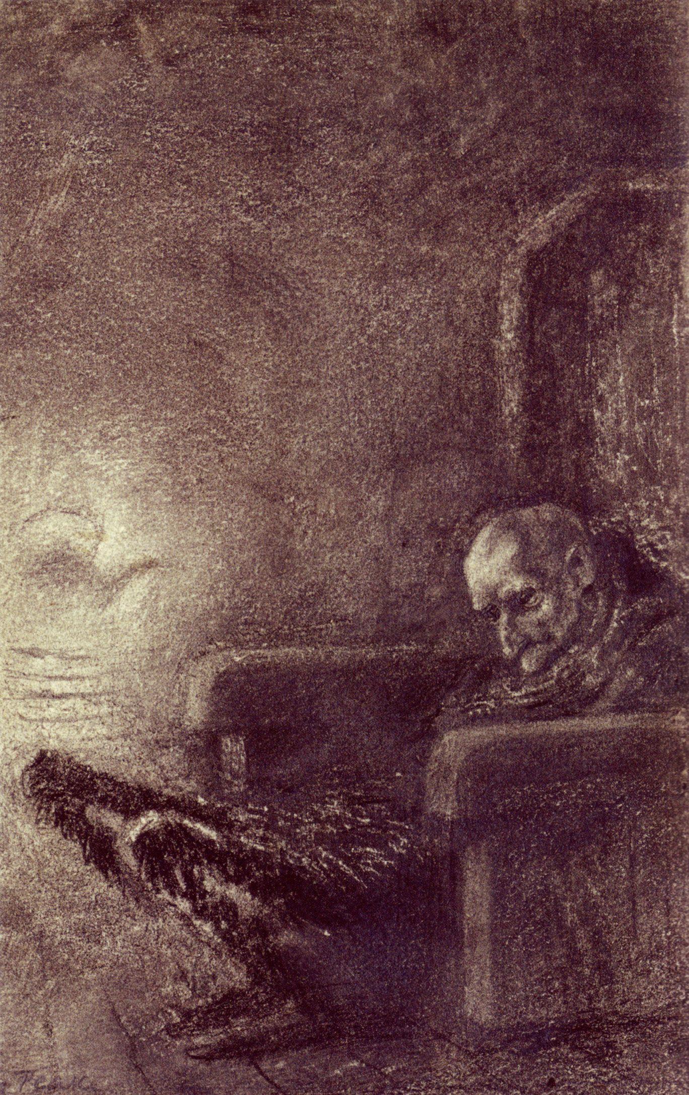 Image result for bleak house illustrations Mervyn Peake