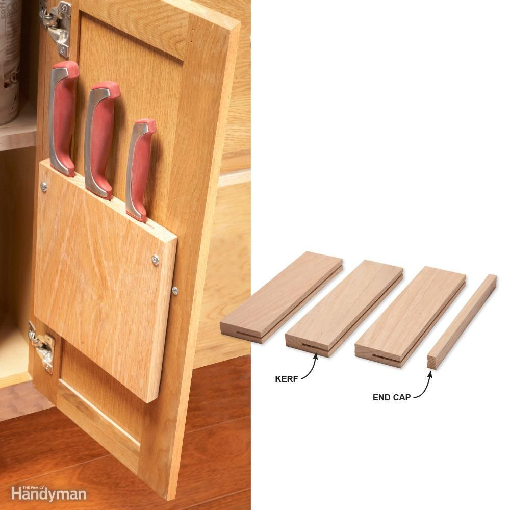 10 Kitchen Cabinet Drawer Organizers You Can Build Yourself