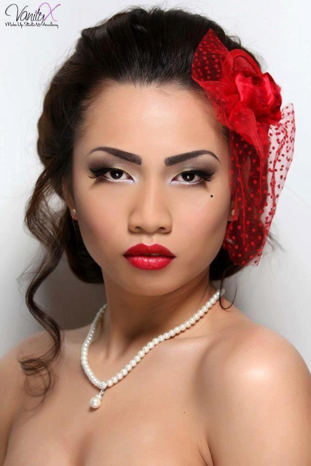 Modern 50s Makeup By Kirsty MacDonald Makeup