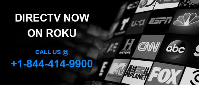 Activate DirecTVNow on your Roku player. Get instant