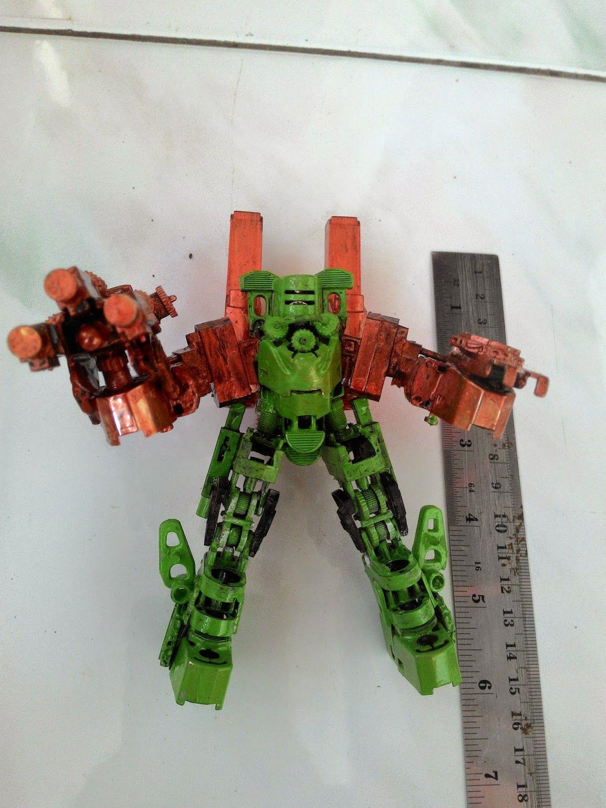 Daniel Blogspot Miniatur Robot Dari Korek Gas Dengan Gambar