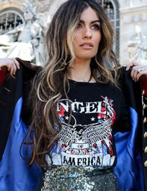 De Rockero LentejuelasFashion Rosa Madame Estilo Con QorBeWxdC