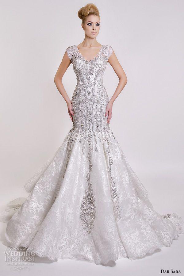 546ae974b78a3b Dar Sara 2016 Wedding Dresses