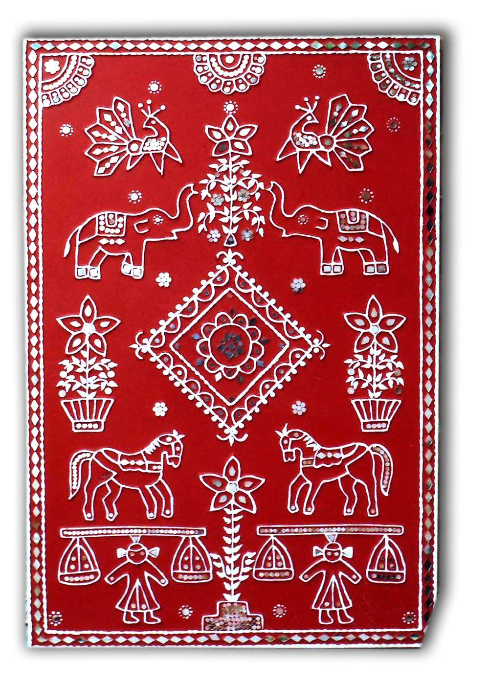 Indian Handicraft Wedding Style Inspiration By Marigold