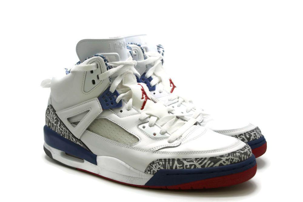 Nike Air Jordan 4 Spiz'ike 'True Blue