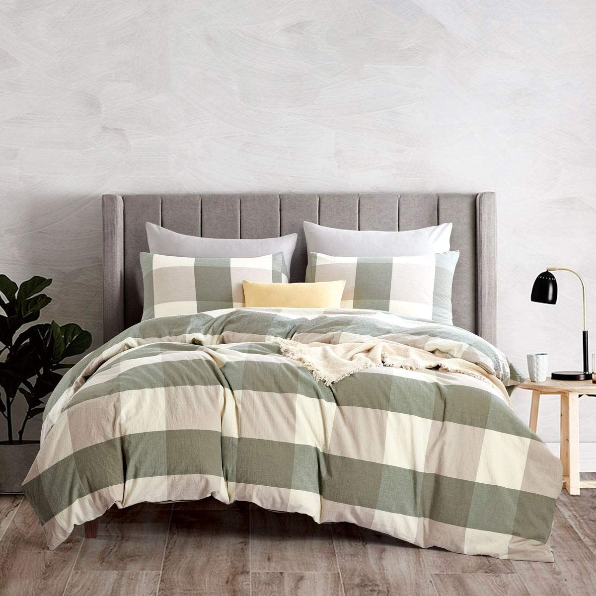 Farmhouse Duvet Covers Rustic Duvet Covers Farmhouse Goals In 2020 Farmhouse Bedding Sets Farmhouse Bedding Rustic Bedding Sets