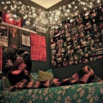 Fairy Lights Room