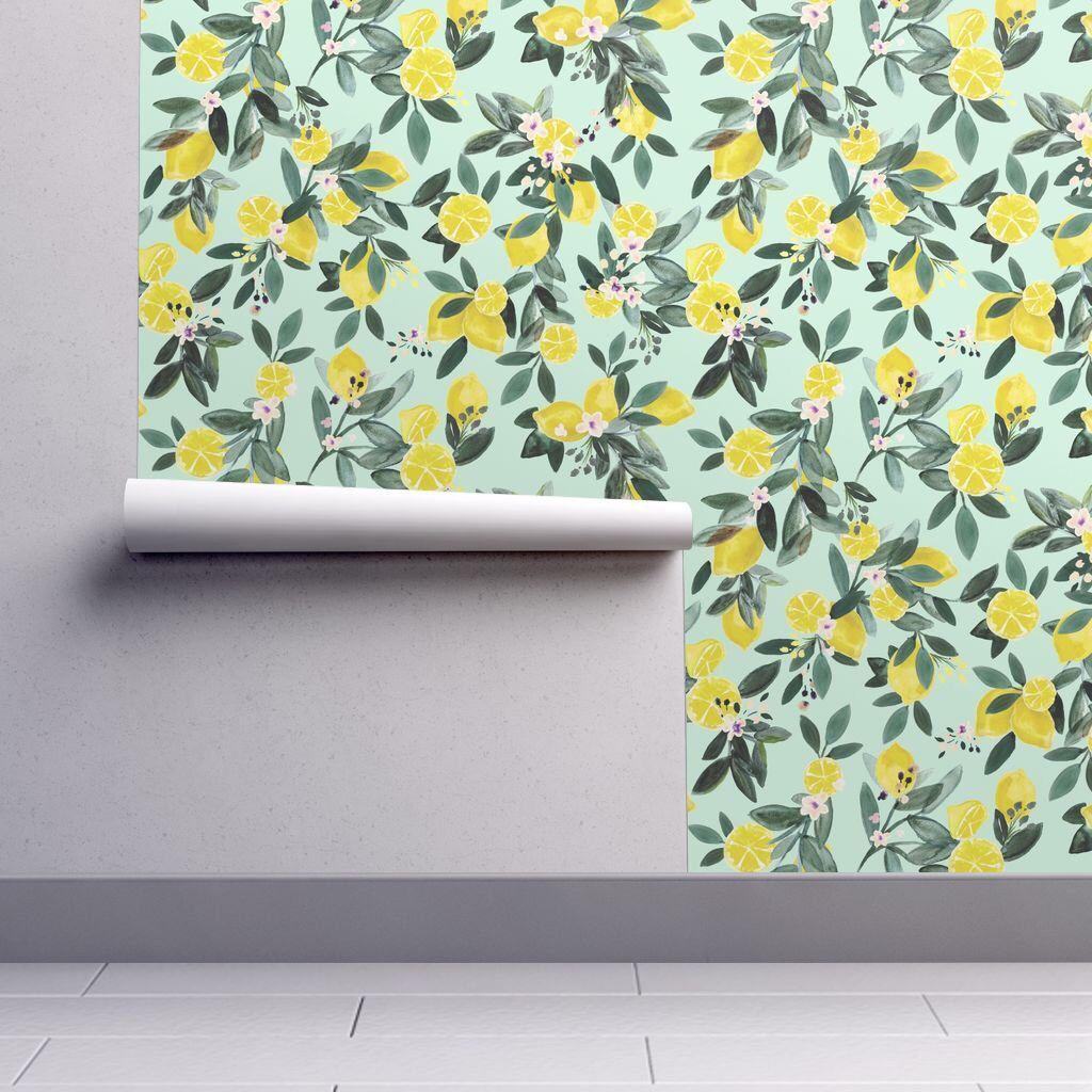 Lemons Wallpaper Dear Clementine Lemons By Crystal