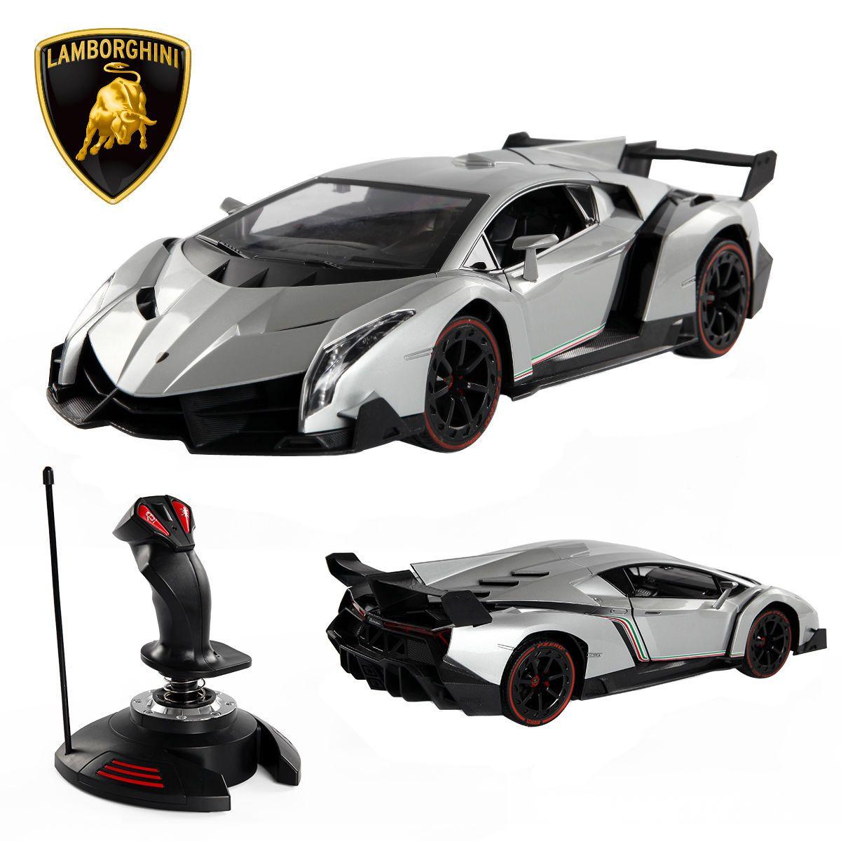 1:14 Lamborghini Veneno Rc Car Gravity Sensor Dangling Radio Remote Control