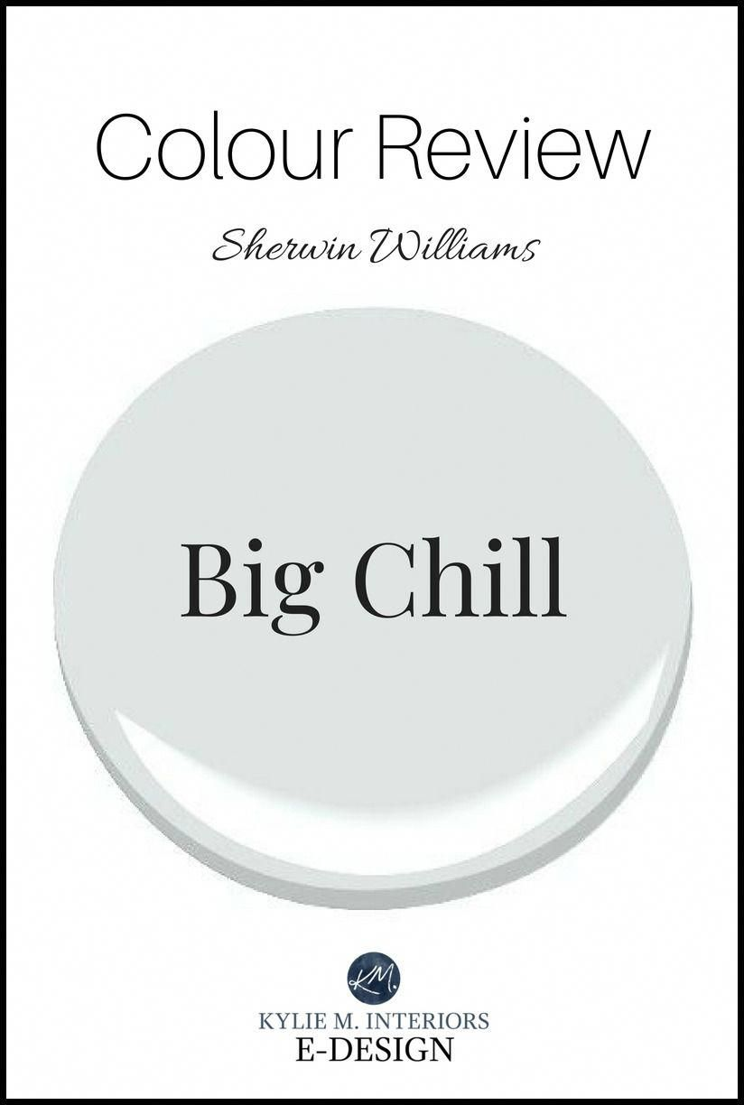 Review Sherwin Williams Chill
