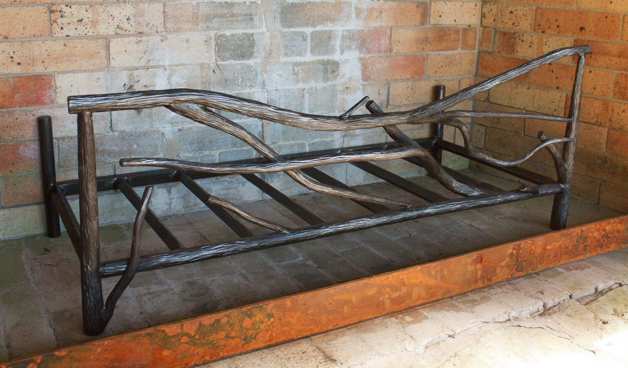 custom fire grate railings and hearths