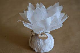 divinopresente: Tutorial bolsas de arroz - Dalias en tu boda