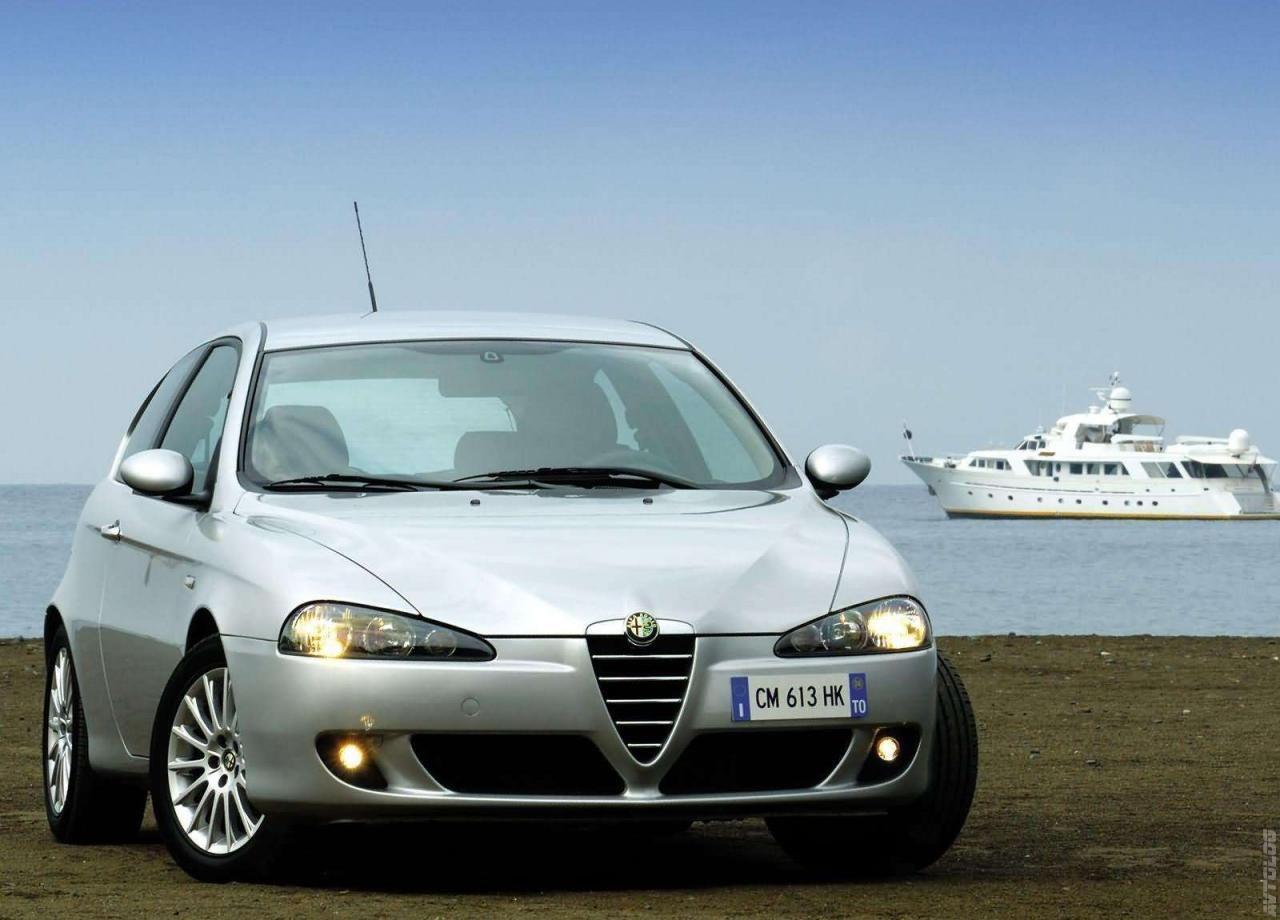 2004 Alfa Romeo 147 3door