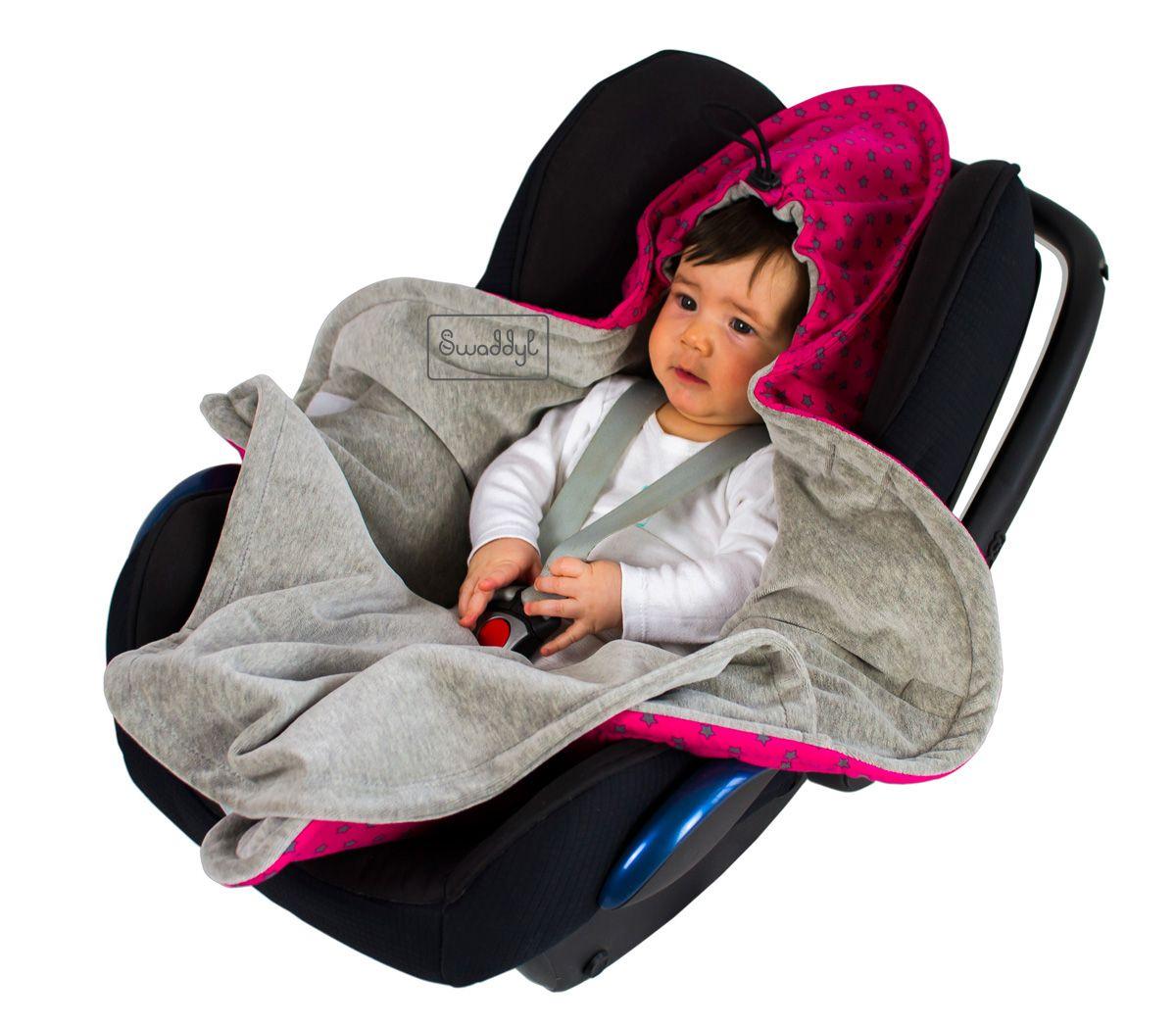Babydecke für Unterwegs in der Übergangszeit, Frühling oder Herbst ...
