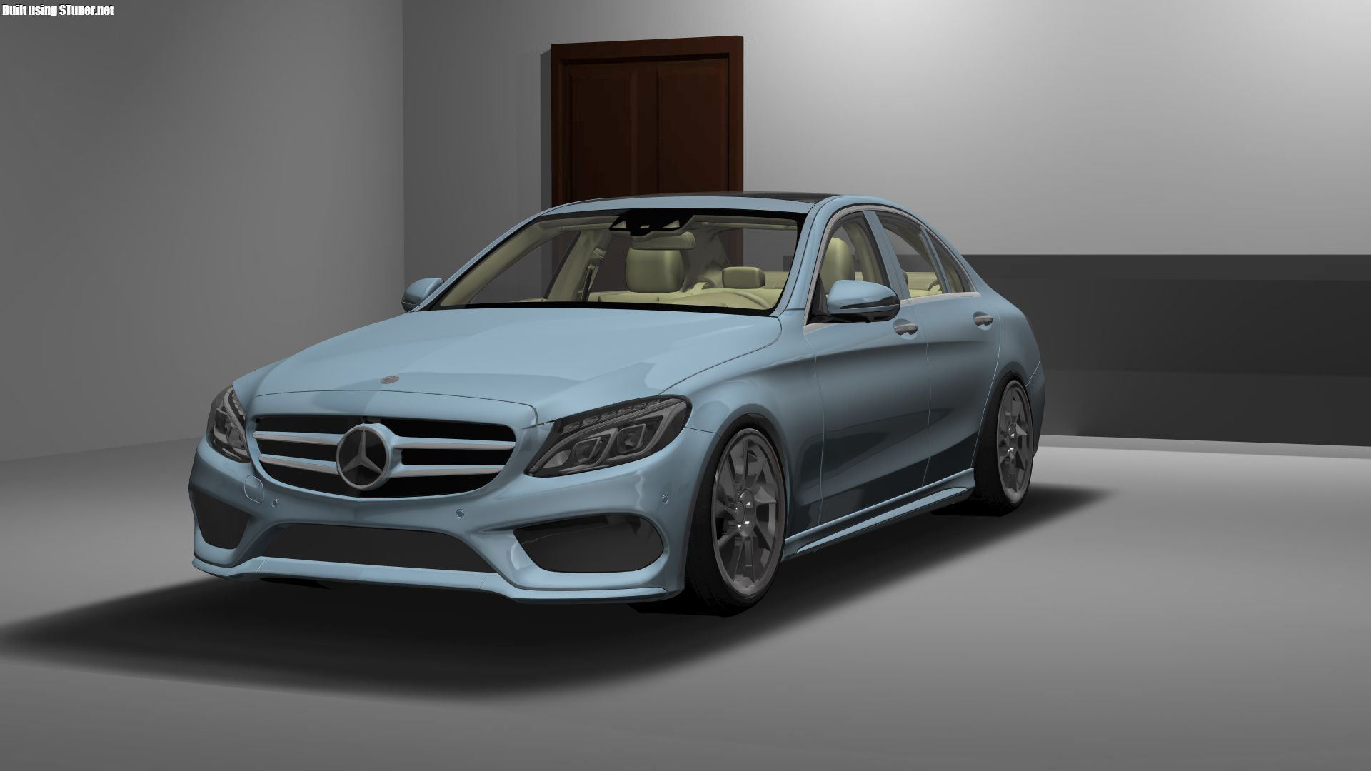Custom C250  | S-Tuner Creations  | Car photos, Car, Vehicles