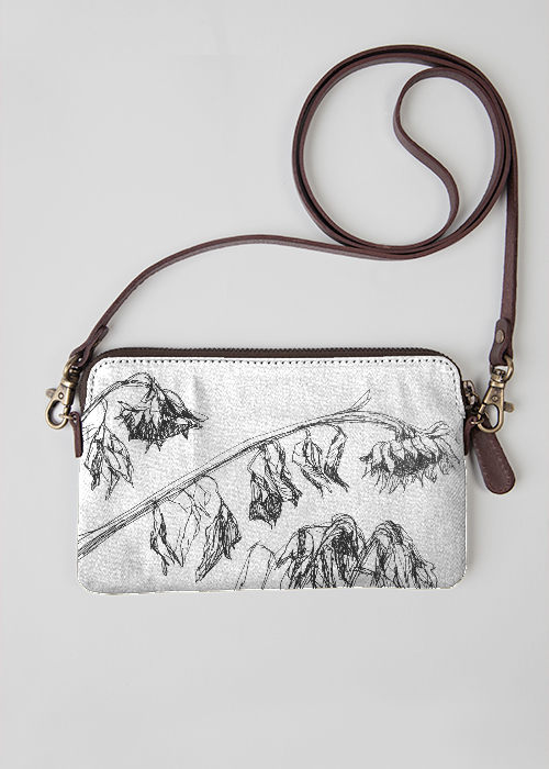 VIDA Statement Clutch - The Bull by VIDA 9GrDs8