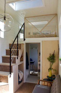 Photo of Tiny Home and Garden by Tiny Heirloom – Tiny Living