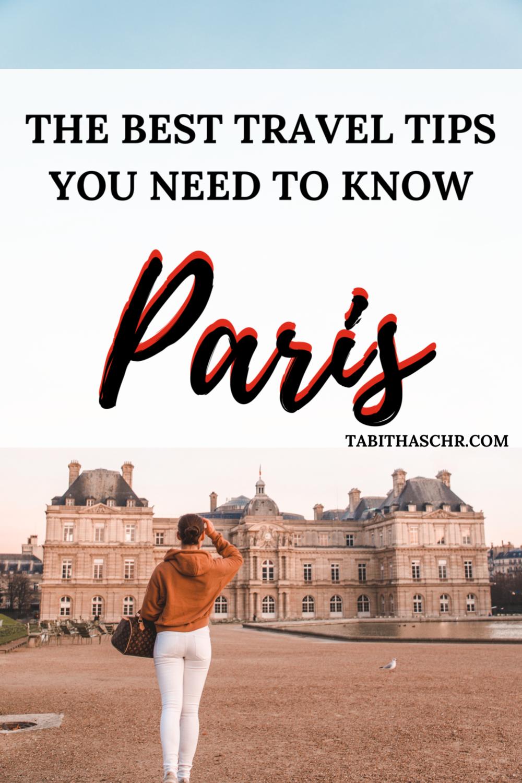 The Best Travel Tips For A Trip To Paris Paris Travel Paris Travel Tips Paris Travel Guide