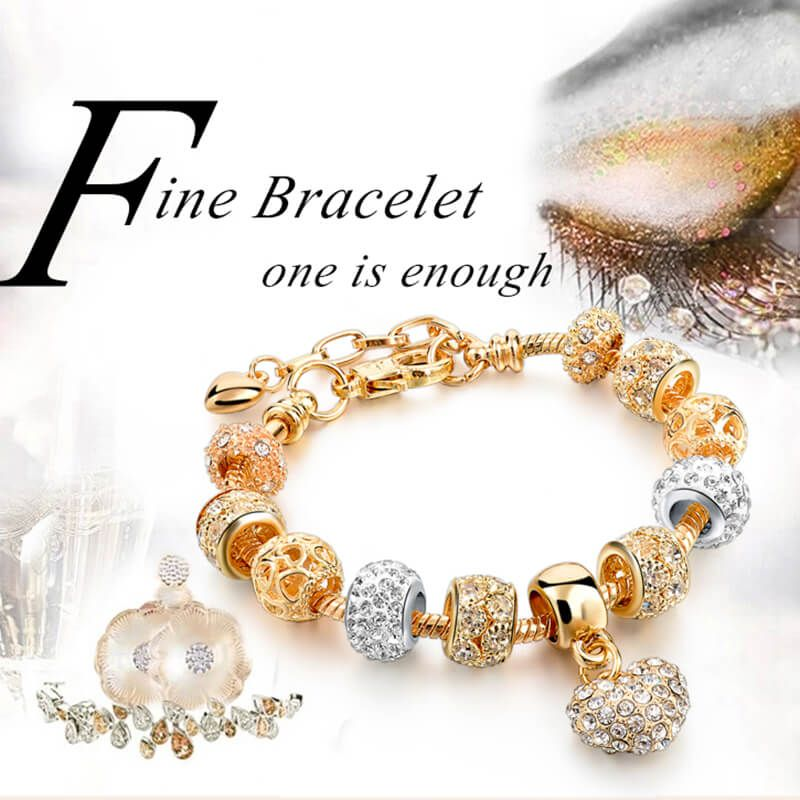 Celebrity Style Beads: Beutiful & Emotional Charms Fit To Any Charm Bracelet Free