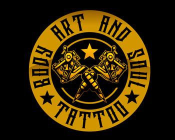 Resultado de imagem para studio tattoo logo design | Digital art ...