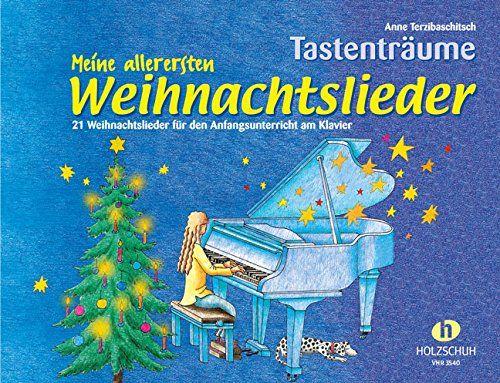 Meine allerersten Weihnachtslieder - 21 Weihnachtslieder für den Anfangsunterricht am Klavier von Anne Terzibaschitsch http://www.amazon.de/dp/3920470249/ref=cm_sw_r_pi_dp_YG3pwb0DYEHT0