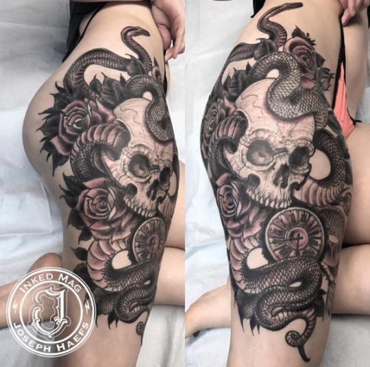 Tattoos, Badass Tattoos