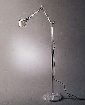 Artemide Tolomeo Classic Floor Lamp Modern Floor Lamps Floor Lamp Classic Floor Lamps Lamp