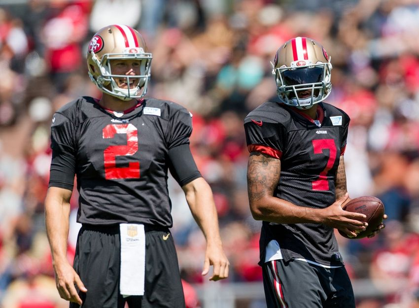 Don't Bank On The 49ers Being Better With Colin Kaepernick