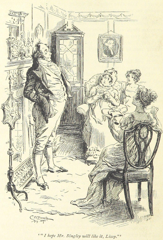 Bingley rencontres