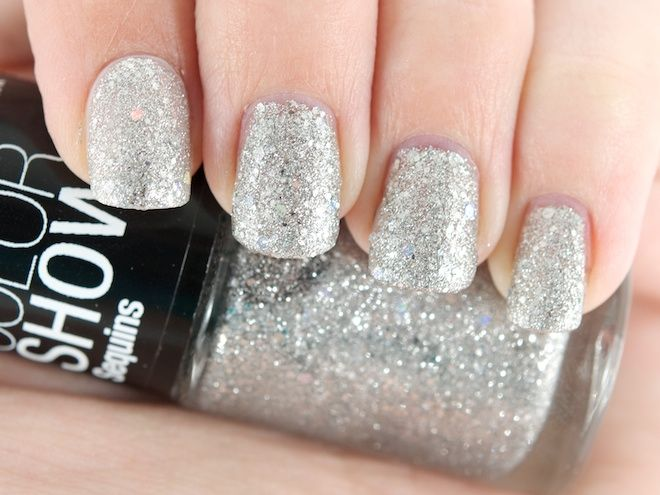 maybelline color show sequins - Buscar con Google | Uñas | Pinterest ...