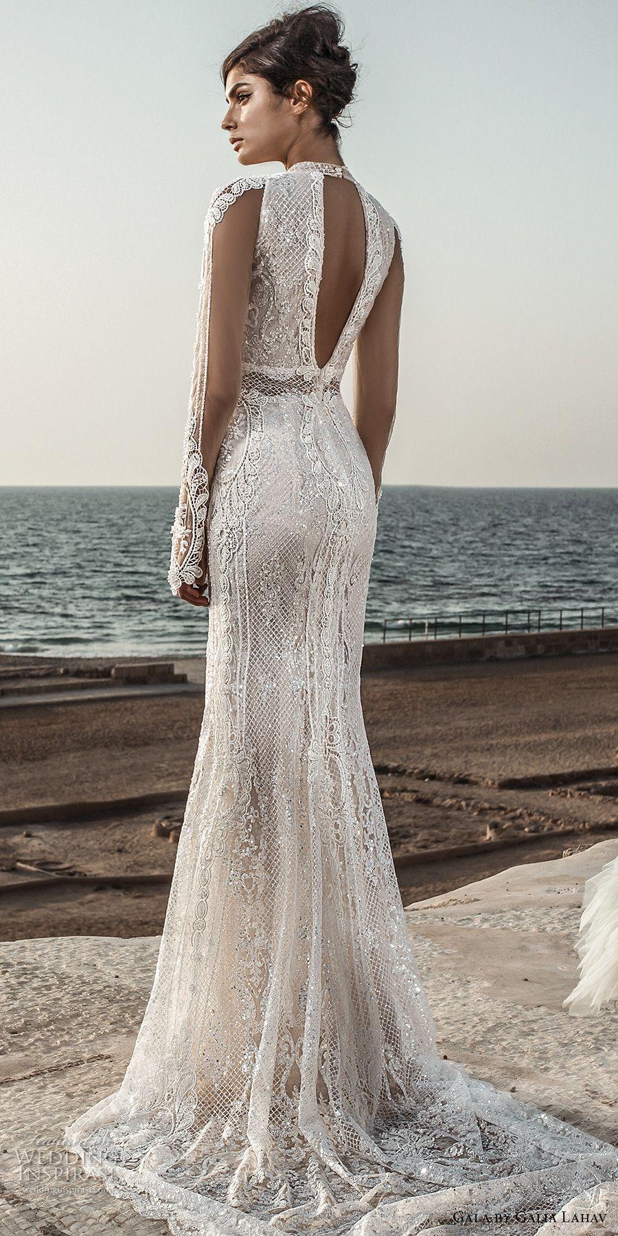 Gala By Galia Lahav 2017 Wedding Dresses Bridal Collection No Iii Vestido Casamento Civil Vestido De Noiva Renda Lacos De Casamento
