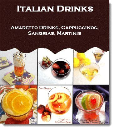 italian drinks | Recipes 4 Jeannie | Pinterest | Italienisch ...